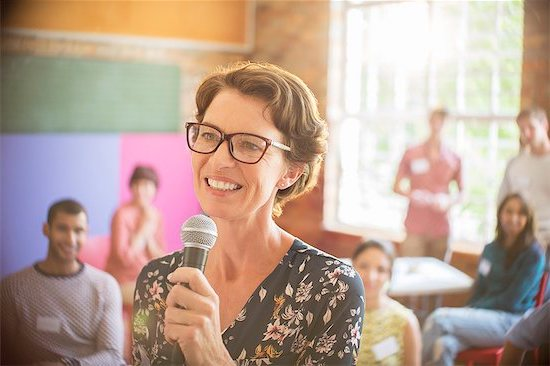 Speak Shine Sell Workshop-Photo of Female Speaker