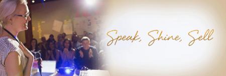 Speak Shine Sell